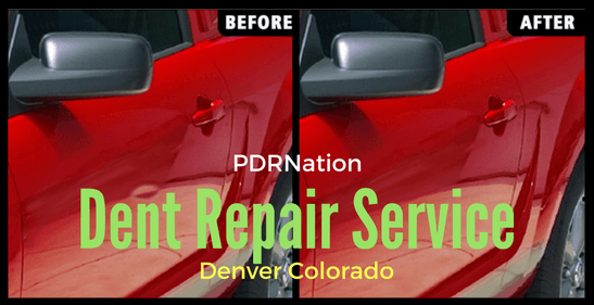 Dent Repair Denver Colorado Service - Dent Repair Denver Colorado Service